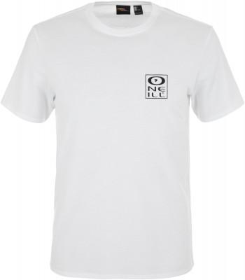 Футболка мужская ONeill Lm Tonal, размер 48-50Surf Style <br>Мужская футболка от o neill - отличный выбор для незабываемого пляжного отдыха. Свобода движений прямой крой футболки обеспечивает максимальную свободу движений.