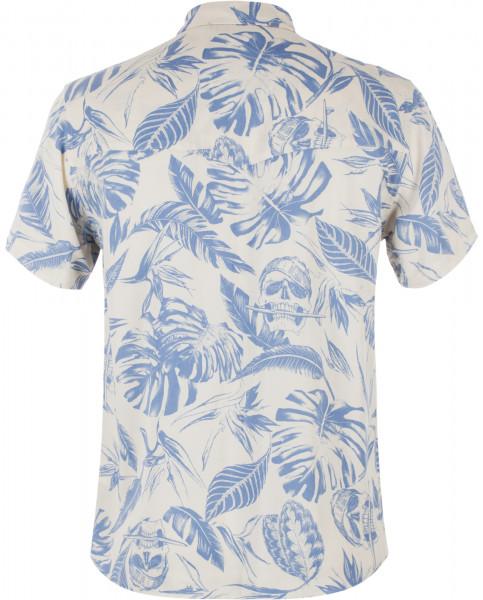 827c973201f Рубашка мужская Termit бежевый голубой цвет - купить за 899 руб. в  интернет-магазине Спортмастер