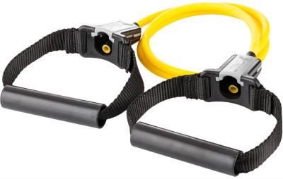 Набор для тренировок с силовыми тросами (ультралёгкое сопротивление) SKLZВ наборе resistance cable set: прочный универсальный силовой трос, ручки flex handles, которые можно мгновенно заменить, и держатель на дверь door anchor, который подойдет п<br>Вид спорта: Фитнес; Технологии: Slide NLock; Производитель: SKLZ; Артикул производителя: RESC10-ELT; Срок гарантии: 1 год; Страна производства: Китай; Размер RU: Без размера;