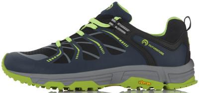 Кроссовки мужские Outventure Explorer, размер 43Бег по бездорожью <br>Технологичные мужские кроссовки outventure explorer - оптимальный выбор для бега по пересеченной местности на длинные дистанции.