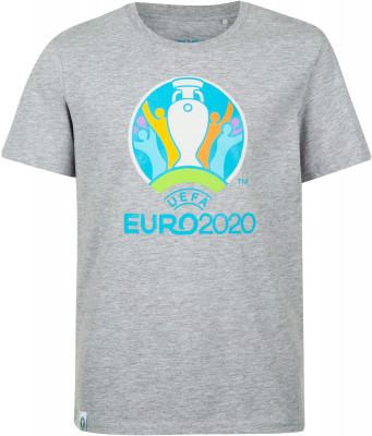 Футболка для мальчиков UEFA EURO 2020, размер 122