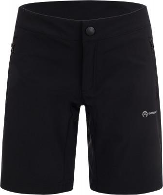 Шорты женские Outventure, размер 44Шорты<br>Удобные шорты от outventure, предназначенные для активного отдыха на природе. Защита от влаги ткань с водоотталкивающей обработкой add dry water resistant.
