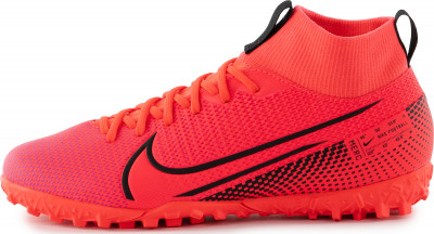 Бутсы для мальчиков Nike Mercurial Superfly 7 Academy TF, размер 36,5