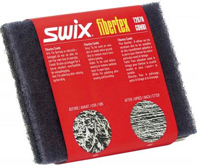 Фибертекс SwixКомплект листов фибертекса для удаления заусенцев с поверхности новых лыж и обновления базы лыжи. В комплекте 3 листа.<br>Размер (Д х Ш), см: 11 x 15; Размеры (дл х шир х выс), см: 20 x 115 x 150; Вес, кг: 0,03; Материалы: Нейлоновые волокна, смола, частицы абразива; Производитель: Swix; Вид спорта: Беговые лыжи; Артикул производителя: T0267M; Страна производства: Норвегия; Размер RU: Без размера;