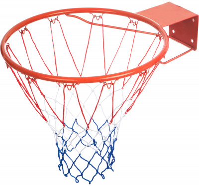 Кольцо баскетбольное с сеткой DemixСтальное баскетбольное кольцо в комплекте с нейлоновой сеткой. Диаметр кольца составляет 45 см.<br>Вес, кг: 1,35; Размер упаковки: 44 x 51 см; Состав: Сталь, нейлон; Вид спорта: Баскетбол; Производитель: Demix; Артикул производителя: D-BRIMD2; Срок гарантии: 1 год; Страна производства: Китай; Размер RU: Без размера;