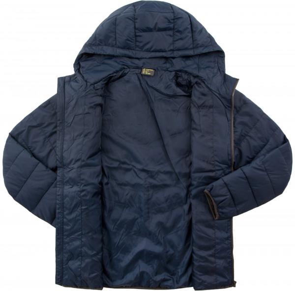 8f85a83dfac Куртка утепленная мужская Demix синий голубой цвет - купить за 2499 руб. в  интернет-магазине Спортмастер