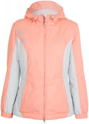 Куртка утепленная женская NordwayУтепленная женская куртка nordway, предназначенная для прогулок на беговых лыжах.<br>Пол: Женский; Возраст: Взрослые; Вид спорта: Беговые лыжи; Водонепроницаемость: 1000 мм; Паропроницаемость: 3000 г/м2/24 ч; Защита от ветра: Есть; Вес утеплителя: 80 г/м2; Покрой: Прямой; Светоотражающие элементы: Есть; Длина куртки: Средняя; Капюшон: Не отстегивается; Количество карманов: 3; Артикулируемые локти: Да; Производитель: Nordway; Артикул производителя: N7WXJ55048; Страна производства: Китай; Материал верха: 100 % полиэстер; Материал подкладки: 100 % полиэстер; Материал утеплителя: 100 % полиэстер; Размер RU: 48;