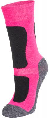 Носки для девочек GlissadeВысокие горнолыжные носки для девочек. Носки изготовлены из качественных материалов, обеспечивающих ощущение комфорта продолжительное время. Модель идеально сидит по ноге.<br>Пол: Женский; Возраст: Дети; Вид спорта: Горные лыжи; Производитель: Glissade; Артикул производителя: G6KAK382L; Страна производства: Китай; Материалы: 55% акрил, 23% шерсть, 13% нейлон, 6% полиэстер, 2% эластодиен, 1% спандекс; Размер RU: 31-34;
