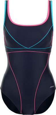 Купальник женский Joss, размер 52Купальники <br>Технологичный купальник с контрастными вставками от joss предназначен для тренировок в бассейне.