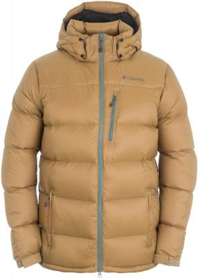 Куртка пуховая мужская Columbia Groomed Powder DownМужская пуховая куртка для походов и активного отдыха. Сохранение тепла в качестве утеплителя используется пух и перо высоких показателей - 700 fill power.<br>Пол: Мужской; Возраст: Взрослые; Вид спорта: Походы; Температурный режим: До -25; Покрой: Прямой; Длина куртки: Средняя; Капюшон: Отстегивается; Количество карманов: 4; Технологии: Omni-Heat Reflective; Производитель: Columbia; Артикул производителя: 1674951257L; Страна производства: Вьетнам; Материал верха: 100 % нейлон; Материал подкладки: 100 % полиэстер; Материал утеплителя: 90 % пух, 10 % перо; Размер RU: 48-50;