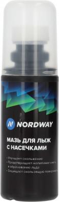 Мазь для беговых лыж с насечками Nordway Universal