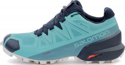 Кроссовки женские Salomon Speedcross 5, размер 40
