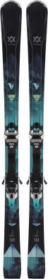 Горные лыжи женские Volkl Flair 81 Carbon + Ipt Wr Xl 11 Tcx Gw Lady