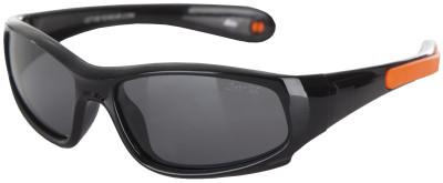 Солнцезащитные очки детские LetoЛегкие и удобные солнцезащитные очки leto с полимерными линзами в пластмассовой оправе.<br>Возраст: Дети; Пол: Мужской; Цвет линз: Серый; Цвет оправы: Черный, красный; Назначение: Детские; Ультрафиолетовый фильтр: Да; Поляризационный фильтр: Да; Зеркальное напыление: Нет; Категория фильтра: 3; Материал линз: Полимер; Оправа: Пластик; Вид спорта: Активный отдых; Производитель: Leto; Артикул производителя: LTS811PA; Срок гарантии: 1 месяц; Страна производства: Китай; Размер RU: Без размера;