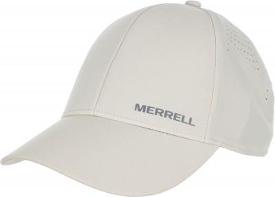 Бейсболка женская MerrellГоловные уборы<br>Технологичная бейсболка merrell станет незаменимым аксессуаром в походах и во время отдыха на природе.