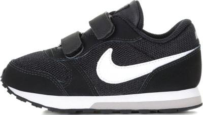 Кроссовки для мальчиков Nike MD Runner 2, размер 22,5Кроссовки <br>Удобные кроссовки nike md runner 2 для самых маленьких поклонников спортивного стиля. Вентиляция воздухопроницаемый сетчатый верх дополнен с накладками из замши.