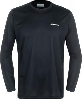 Футболка с длинным рукавом мужская Columbia Tech TrekМужская технологичная футболка с длинным рукавом от columbia - оптимальный выбор для походов.<br>Пол: Мужской; Возраст: Взрослые; Вид спорта: Походы; Длина по спинке: 71 см; Защита от УФ: Нет; Покрой: Прямой; Плоские швы: Нет; Светоотражающие элементы: Нет; Дополнительная вентиляция: Нет; Материалы: 100 % полиэстер; Технологии: Omni-Wick; Производитель: Columbia; Артикул производителя: 1621341010S; Страна производства: Шри-Ланка; Размер RU: 44-46;