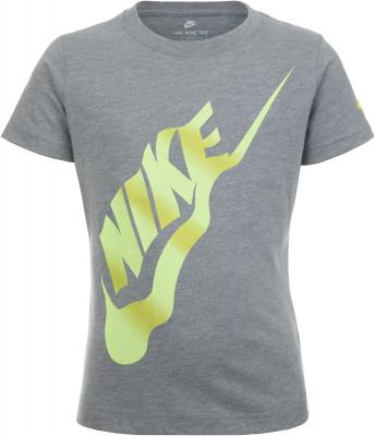 Футболка для мальчиков Nike, размер 110