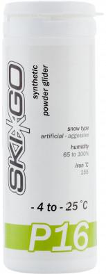 Мазь скольжения Ski Go Р16, -4°C/-25°C