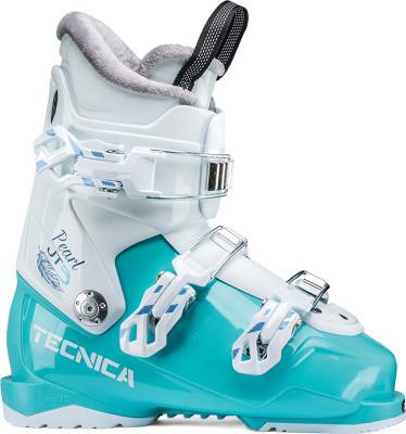 Ботинки горнолыжные для девочек Tecnica JT 3 Pearl, размер 38Ботинки<br>Легкие и прочные горнолыжные ботинки для детей от tecnica. Комфорт теплый и комфортный внутренник. Быстрое обувание большие пластиковые клипсы для легкого обувания.