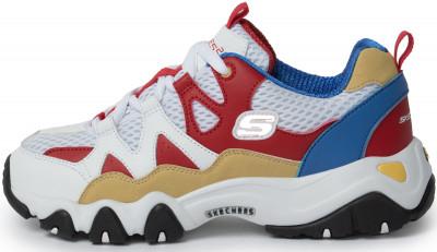 Кроссовки для мальчиков Skechers D'Lites 2.0 Tidal Waves, размер 38 фото