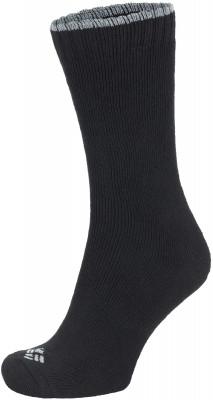 Носки Columbia Moisture Control, 1 параВысокие носки отлично подойдут для путешествий в холодное время года.<br>Пол: Мужской; Возраст: Взрослые; Вид спорта: Путешествие; Плоские швы: Да; Светоотражающие элементы: Нет; Дополнительная вентиляция: Нет; Компрессионный эффект: Нет; Производитель: Columbia Delta; Артикул производителя: RCS090_1BLKS; Страна производства: Китай; Материалы: 82 % полиэстер, 15 % хлопок, 2 % эластан, 1 % вискоза; Размер RU: 35-38;