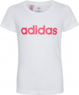 Футболка для девочек Adidas Essentials Linear