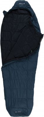 Спальный мешок VauDe Sioux 100 SYN +7 правосторонний