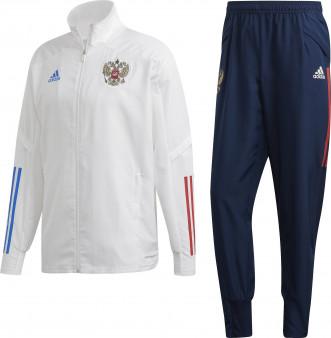 Парадная форма сборной России мужская, Adidas