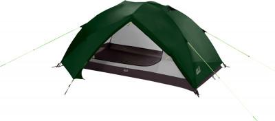 JACK WOLFSKIN SKYROCKET II DOMEПалатки и тенты<br>Легкая трехсезонная палатка для двух человек от jack wolfskin станет отличным выбором для пеших походов.