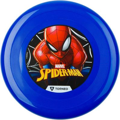 """Фрисби Torneo Marvel """"Spider-man"""" 25 см"""