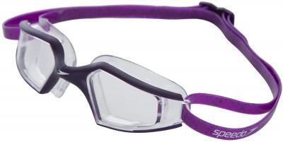 Очки для плавания SpeedoОчки для плавания<br>Следующее поколение очков серии aquapulse max c улучшенной посадкой, двойным регулируемым ремешком и отличным периферийным обзором.