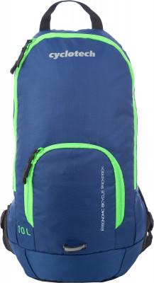 Рюкзак CyclotechРюкзаки<br>Рюкзак, оснащенный специальными спортивными лямками и отсеком для питьевой системы с возможностью провода шланга на лямку рюкзака.