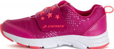 Кроссовки для девочек Demix Fru, размер 29Кроссовки <br>Оригинальные кроссовки со светящейся подошвой demix fru сделают день ярче и поднимут настроение. Модель с подсветкой led-подсветка включается при ходьбе.
