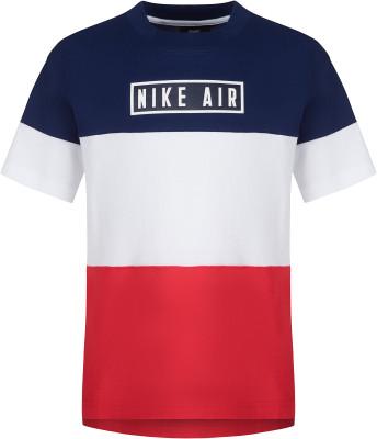 Футболка для мальчиков Nike Air, размер 158-170