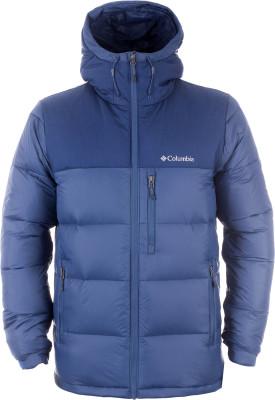 Куртка пуховая мужская Columbia Sylvan Lake 630 TurboDownМужская пуховая куртка columbia - отличный выбор для походов в холодную погоду. Защита от влаги ткань обработана специальной водоотталкивающей пропиткой omni-shield.<br>Пол: Мужской; Возраст: Взрослые; Вид спорта: Походы; Коэффициент плотности набивки пуха: 630; Наличие мембраны: Нет; Возможность упаковки в карман: Нет; Регулируемые манжеты: Да; Длина по спинке: 76 см; Покрой: Прямой; Светоотражающие элементы: Нет; Дополнительная вентиляция: Нет; Проклеенные швы: Нет; Длина куртки: Средняя; Наличие карманов: Да; Капюшон: Не отстегивается; Мех: Отсутствует; Количество карманов: 3; Водонепроницаемые молнии: Нет; Застежка: Молния; Технологии: Omni-Heat, Omni-Shield, TurboDown; Производитель: Columbia; Артикул производителя: 1737992478XXL; Страна производства: Китай; Материал верха: 100 % нейлон; Материал подкладки: 100 % полиэстер; Материал утеплителя: Комбинация из 80 % пух, 20 % перо и 100 % полиэстер; Размер RU: 56-58;