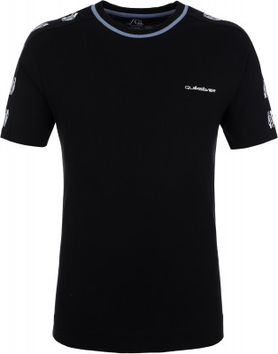 Футболка мужская Quiksilver, размер 52-54Surf Style <br>Удобная хлопковая футболка для летнего отдыха от quiksilver. Свобода движений свободный крой для естественности движений.