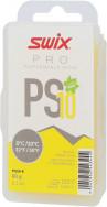 Мазь скольжения твердая Swix PS10 Yellow, 0°C/+10°C, 60 г