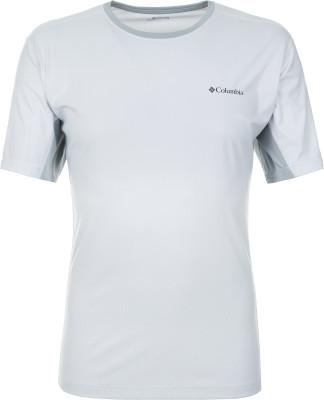 Футболка мужская Columbia Solar Chill 2.0, размер 44-46Футболки<br>Эксклюзивные технологии columbia делают эту футболку оптимальным выбором для активного отдыха на природе.