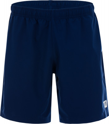 Шорты мужские Wilson Team 8, размер 44-46Шорты<br>Технологичные теннисные шорты от wilson. Свобода движений продуманный спортивный крой и тянущийся материал для свободы и естественности движений.