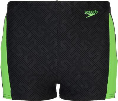 Плавки-шорты для мальчиков Speedo Monogram, размер 128