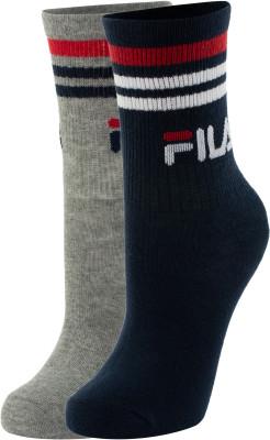 Носки для мальчиков FILA, 2 пары, размер 34-36