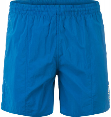 Шорты плавательные мужские SpeedoУдобные плавательные шорты подойдут для занятий в бассейне.<br>Пол: Мужской; Возраст: Взрослые; Вид спорта: Плавание; Назначение: Пляжный отдых; Устойчивость к хлору: Да; Гипоаллергенная ткань: Нет; Длина плавок: 40 см; Материал верха: 100 % нейлон; Технологии: Quick Dry, Water Repellent; Производитель: Speedo; Артикул производителя: 8-01320B446; Страна производства: Китай; Размер RU: 52-54;