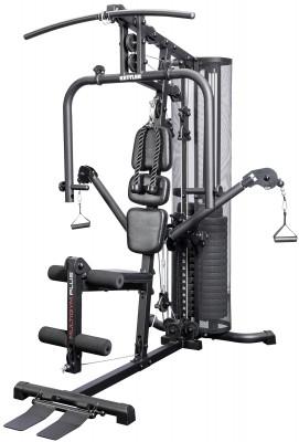 Силовой центр Kettler Multigym PlusМногофункциональный силовой центр со встроенным закрытым весовым блоком.<br>Тренируемые группы мышц: Cпина, руки, грудь, плечи, ноги; Вес встроенного стека: 80 кг; 3D Flex Motion 2 по 40 кг; Максимальный вес пользователя: 130 кг; Регулировки: Высота сиденья и вылет спинки, длина и наклон рычагов для бабочки; Зачехление весового стека: Стальная сетка; Размер в рабочем состоянии (дл. х шир. х выс), см: 181 х 156 х 200; Вес, кг: 165; Вид спорта: Силовые тренировки; Производитель: Kettler; Артикул производителя: 7752-870; Срок гарантии: 2 года; Страна производства: Китай; Размер RU: Без размера;