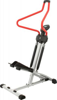 Kettler Montana 7877-000Полноразмерный степпер - идеальный вариант для домашних кардиотренировок, рассчитанных на укрепление мышц ног. В модели предусмотрены компенсаторы неровности пола.<br>Тип степпера: Классический; Система нагружения: 2 гидравлических цилиндра; Нагрузка: 12 уровней; Измерение пульса: Датчик Клипса; Нагрудный кардиодатчик: Дополнительно; Питание тренажера: Батарейки; Максимальный вес пользователя: 110 кг; Время тренировки: Есть; Пройденная дистанция: Есть; Ритм, шаг/мин: Есть; Количество шагов за тренировку: Есть; Количество шагов за предыдущие тренировки: Есть; Израсходованные калории: Есть; Температура в помещении: Есть; Пульс: Есть; Целевые тренировки (CountDown): Есть; Контроль за верхним пределом пульса: Есть; Дополнительные функции: Фитнес-тест; Педали: Независимый ход; Дополнительно: Компенсаторы неровности пола; Размеры (дл х шир х выс), см: 95 х 80 х 155; Вес, кг: 36; Вид спорта: Кардиотренировки; Производитель: Heinz-Kettler GmbH &amp; CO.KG; Артикул производителя: 7877-000; Срок гарантии: 2 года; Страна производства: Китай; Размер RU: Без размера;