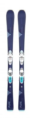 Горные лыжи женские + крепления Head PURE JOY + JOY 9 GW