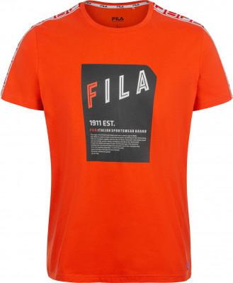 Футболка мужская FILA, размер 48