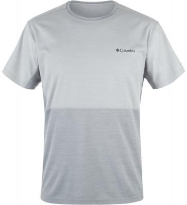 Футболка мужская Columbia Solar Chill Short SleeveЭксклюзивные технологии columbia делают эту футболку оптимальным выбором для горного туризма. Отведение влаги технология omni-wick обеспечивает эффективный отвод влаги.<br>Пол: Мужской; Возраст: Взрослые; Вид спорта: Горный туризм; Защита от УФ: Да; Покрой: Прямой; Плоские швы: Нет; Светоотражающие элементы: Нет; Дополнительная вентиляция: Нет; Длина по спинке: 73 см; Материалы: 100 % полиэстер; Технологии: Omni-Shade, Omni-Shade Sun Deflector, Omni-Wick; Производитель: Columbia; Артикул производителя: 1786351039M; Страна производства: Вьетнам; Размер RU: 46-48;