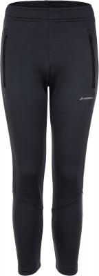 Брюки для мальчиков Demix, размер 140Брюки <br>Отличный выбор для занятий бегом - детские брюки от demix, выполненные из влагоотводящей ткани.