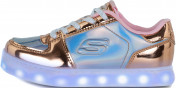 Кеды для девочек Skechers Energy Lights-Shiny